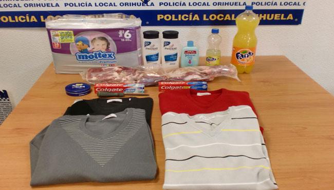 Tres personas detenidas por presunto robo con violencia