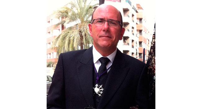 Manuel Ortuño Marcos nombrado Portaguión 2013 de la Mayordomía de Ntra. Sra. de los Dolores