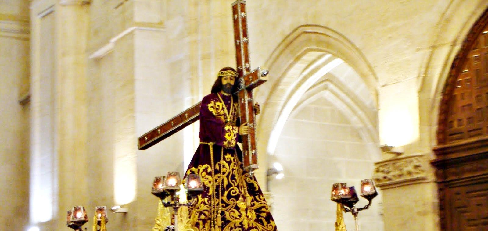 Nuestro Padre Jesús pasará diez días en Santa Justa