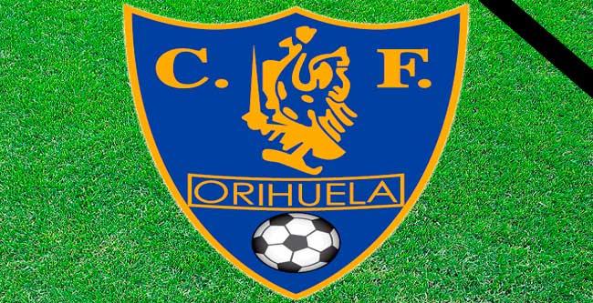 Fallece atropellado un jugador del Orihuela C.F. Juvenil A