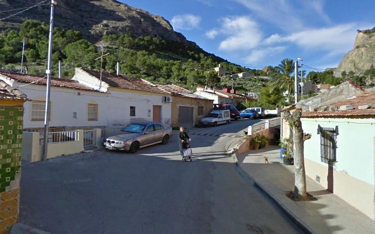 La Policía desactiva un punto de venta de droga en San Antón
