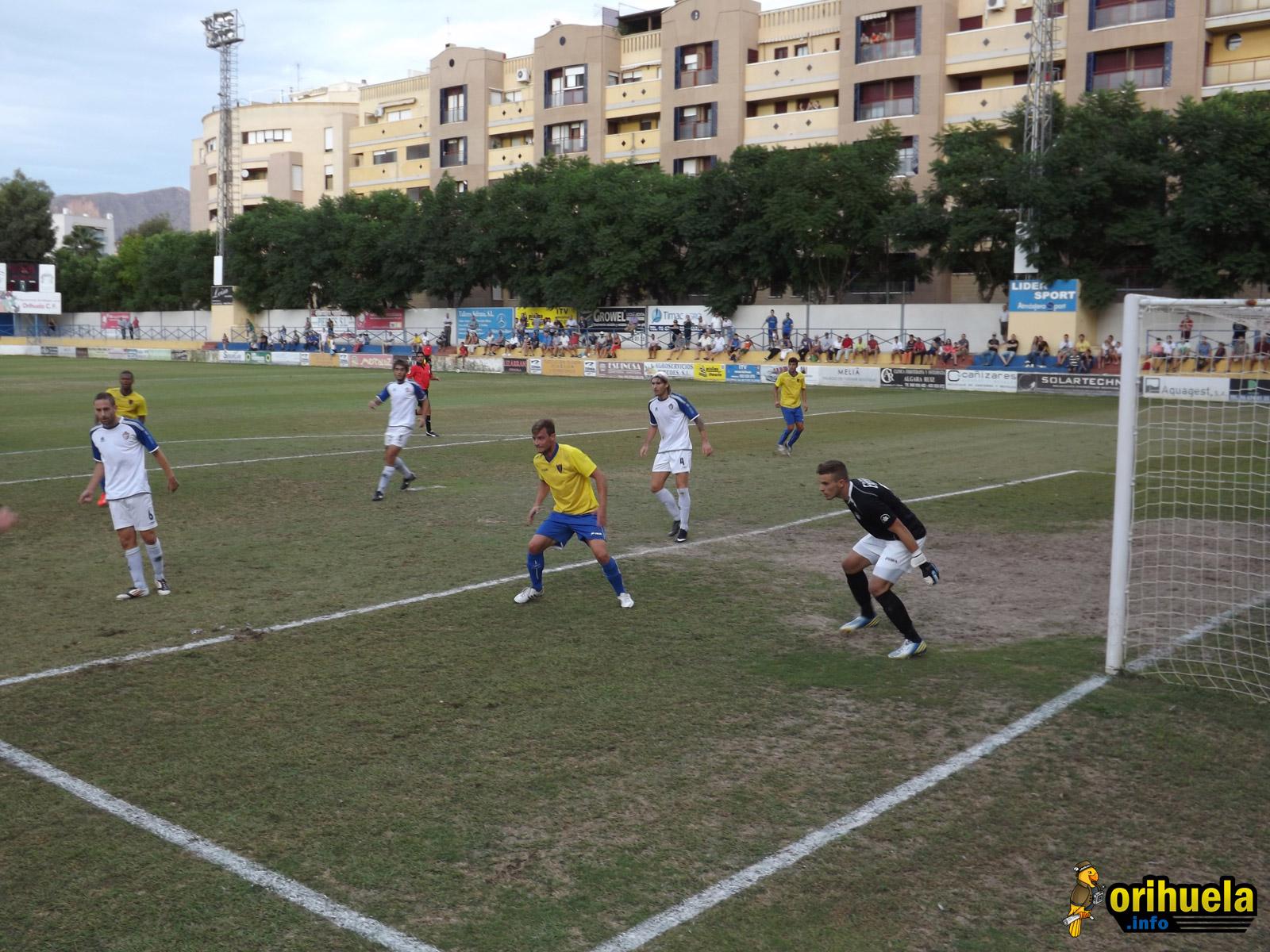 Torrevieja y Orihuela disputaran este fin de semana el derby comarcal