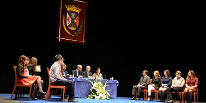 La oriolana Lidia Mojica García obtiene un premio de investigación por su trabajo sobre el yacimiento ibérico de la ladera de San Antón