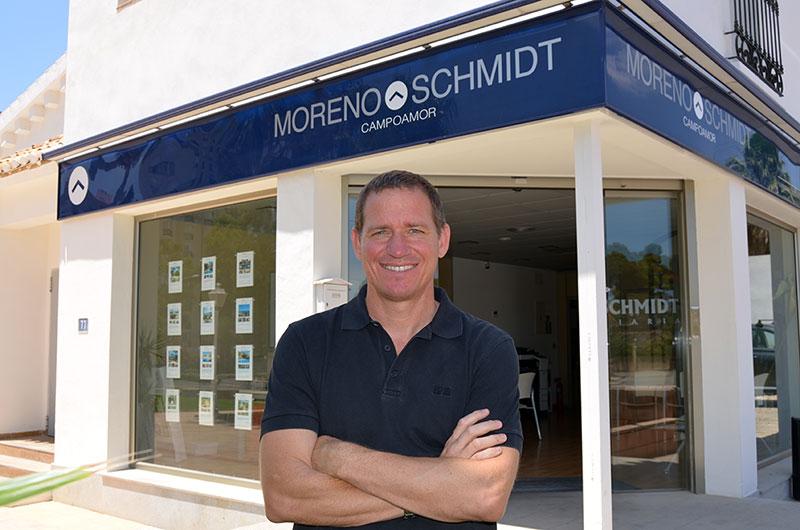 Moreno Schmidt, la inmobiliaria más digital de Orihuela Costa