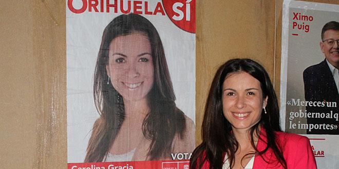 Carolina Gracia: