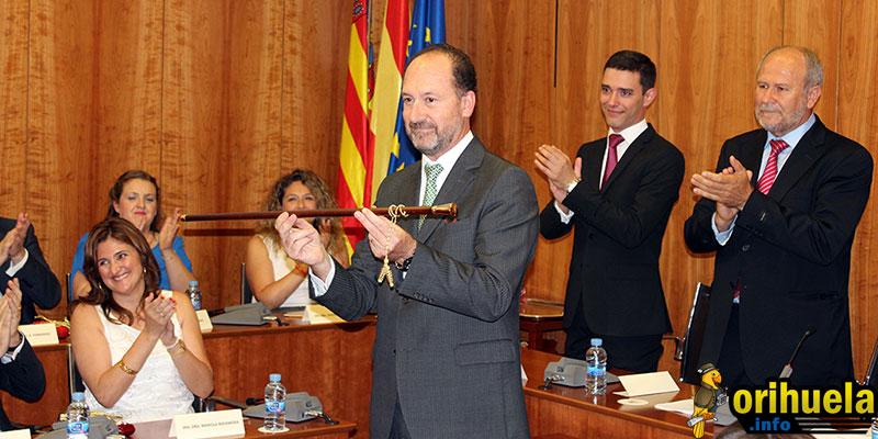 Bascuñana repite como candidato a la alcaldía