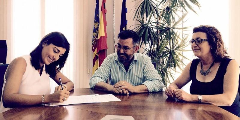 Almudena Rodríguez es la nueva secretaria interventora del Ayuntamiento de Rafal