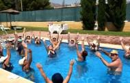 El Ayuntamiento de Rafal impulsa el ejercicio físico de las personas mayores durante el verano