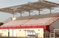 La Concejalía de Deportes destina 72.000 euros para la cubierta de la grada del campo del Rafal CF