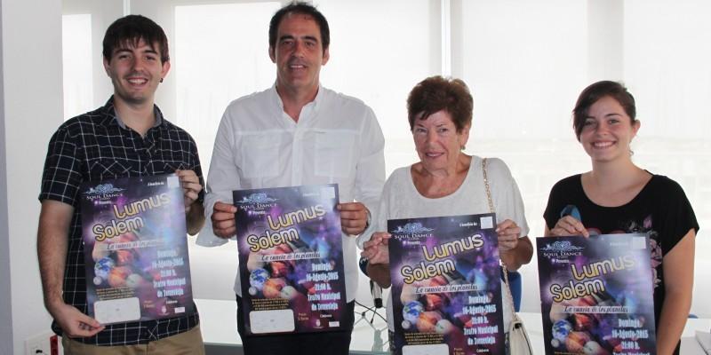 El musical Lumus Solem recaudará fondos para la asociación de Alzheimer AFA Torrevieja