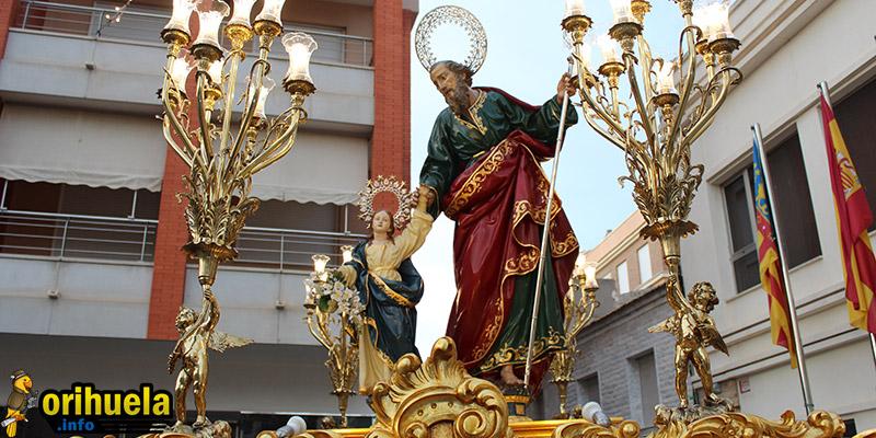 Fotos de la Ofrenda de Flores a San Joaquín de Bigastro 2015