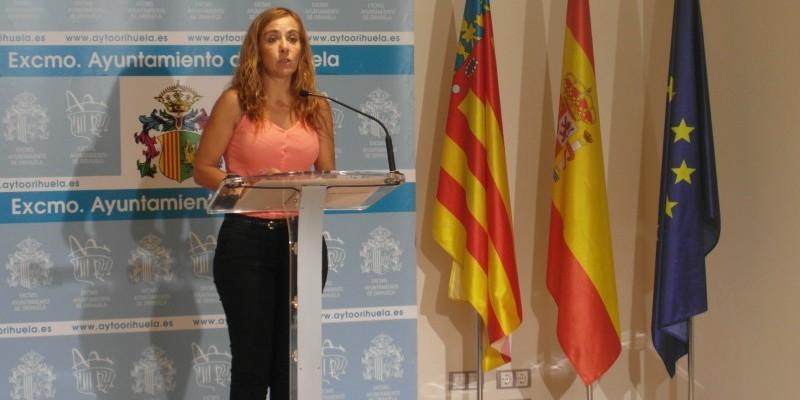 Trabajando por mejorar Orihuela, por Sofía Álvarez