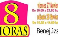 Benejúzar organiza 8 horas de promociones en sus comercios
