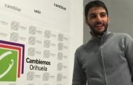 Carlos Bernabé volverá a encabezar la candidatura de Cambiemos al Ayuntamiento de Orihuela