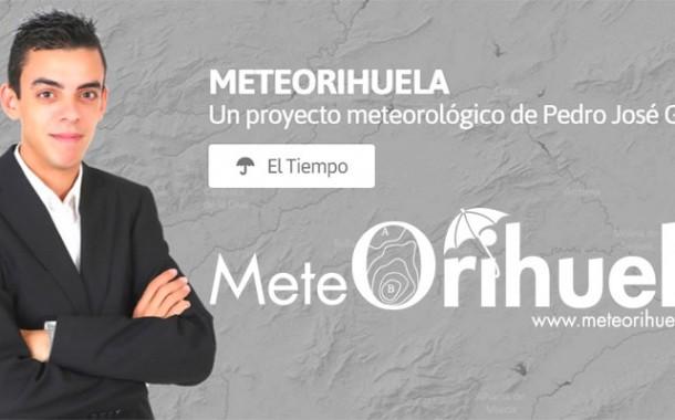 """""""Días tórridos para comenzar el mes de julio"""", por Pedro José Gómez de MeteOrihuela"""
