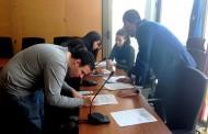 El Ayuntamiento de Algorfa entrega ayudas para el transporte a los universitarios algorfeños