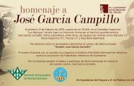 Guardamar homenajeará a José García Campillo el próximo domingo