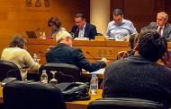 El alcalde de Redován comparece en Las Cortes para explicar su postura sobre las ayudas de pobreza energética