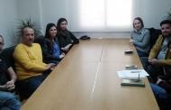 El Ayuntamiento de Guardamar se reúne con representantes del Comité de Empresa del Hospital de Torrevieja