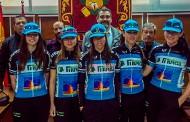 El Ayuntamiento de Callosa patrocina a un equipo ciclista femenino