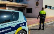 La Policía Local de Guardamar detiene a cinco personas como autoras de robos