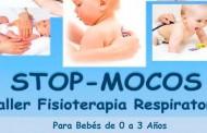 La Concejalía de Sanidad de Callosa organiza un taller gratuito de Fisioterapia Respiratoria Pediátrica