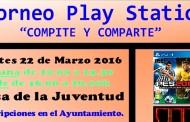 """Nueva edición del Torneo Play Station """"Compite y Comparte"""" en Callosa de Segura"""