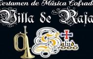 Rafal acoge este sábado el Certamen de Música Cofrade que reunirá a siete bandas en la Plaza de España