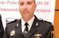 Premian al jefe de la Policía Local de Rafal con la medalla a la Mejor Jefatura de la Provincia de Alicante
