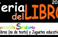 Feria del libro en Callosa de Segura el próximo sábado 23 de abril