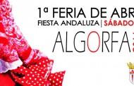 Algorfa acoge este sábado su primera Feria de Abril y Fiesta Andaluza con fusión entre sevillanas y tapas