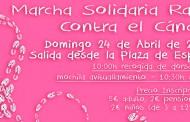 Rafal acogerá el próximo domingo día 24 de abril la II Marcha Solidaria contra el Cáncer