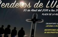 El Ayuntamiento de Redován organiza la actividad Senderos de Luz para conmemorar la fiesta de la Cruz