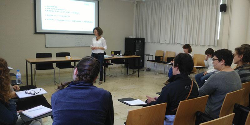 Se desarrolla en Guardamar un taller de coaching para emprender dirigido a mujeres