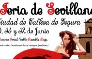 Callosa de Segura celebra este fin de semana su I Feria de Sevillanas