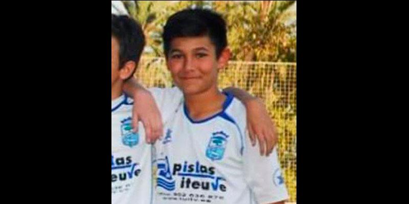 Desaparece en Callosa de Segura un menor de 12 años