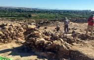 Comienza la primera fase de la campaña de excavaciones arqueológicas programadas en el Cabezo Pequeño del Estaño