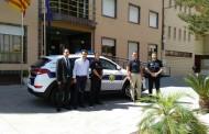 Benejúzar cuenta con un nuevo coche de Policía Local