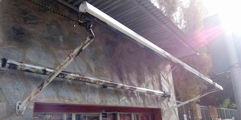 Emergencias interviene en dos incendios supuestamente provocados en Callosa