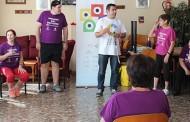 Más de 500 personas realizan los talleres de educación y concienciación medioambiental 'Recicla con los cincos sentidos'