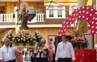 Cientos de personas celebran con música y espectáculos ecuestres la XVI Feria de Sevillanas Villa de Rafal