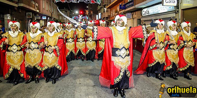 Fotos del Desfile de Moros y Cristianos de Callosa de Segura 2016