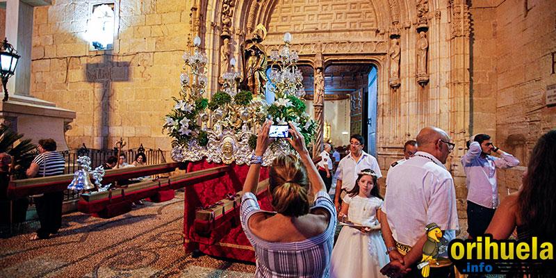 Fotos de la Procesión de San Roque de Callosa 2016