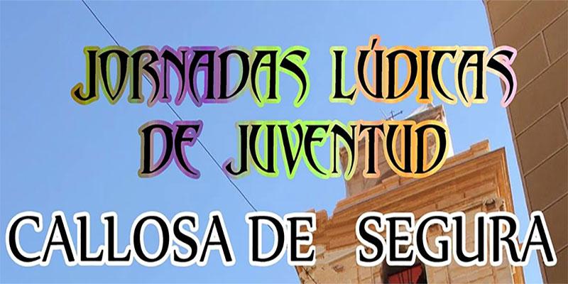 Mañana dan comienzo las Jornadas Lúdicas de Juventud de Callosa de Segura
