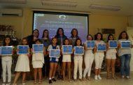"""Distinguen a diez alumnas del colegio Villar Palasí como Embajadoras de la Paz del programa """"Living Peace"""""""