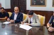 Emergencias firma un convenio de colaboración con MeteOrihuela
