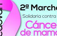 Redován acoge el próximo 30 de octubre la 2ª Marcha Solidaria contra el Cáncer de Mama Villa de Redován