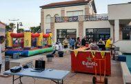 Los vecinos de La Finca de Algorfa recaudan 1.285 euros para fines benéficos