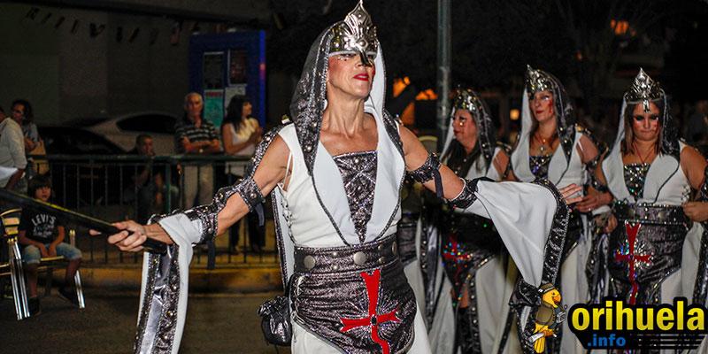 Fotos del desfile de Moros y Cristianos de Rafal 2016