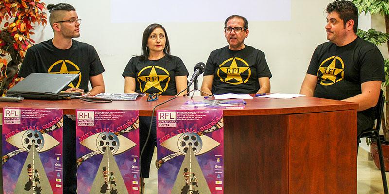 El festival Rafal en Corto acoge la participación de más de 300 cortos en varias categorías